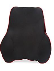 Недорогие -Подушечки под спину в авто Подушки для талии Полиэстер Назначение for Универсальный / Porsche Универсальный Все модели