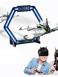 preiswerte -RC Drohne Flytec H825 BNF 4 Kan?le 6 Achsen 5.8G 0.3MP 480P Ferngesteuerter Quadrocopter Weitwinkel-Kamera / Ein Schlüssel Für Die