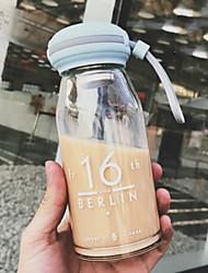 cheap -Drinkware High Boron Glass Glass Portable / Heat-Insulated 1pcs