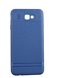 billiga -fodral Till Samsung Galaxy J7 Prime J5 Prime Frostat Skal Enfärgad Mjukt TPU för J7 Prime J7 (2017) J7 (2016) J5 Prime J5 (2017) J5