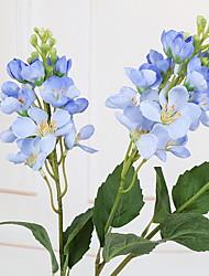 abordables -Fleurs artificielles 1 Rustique Hyacinthe Arbre de Noël