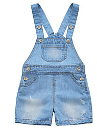 cheap -Baby Boys' Basic Solid Colored Jeans / Toddler