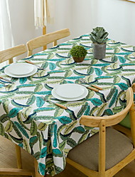 cheap -Contemporary PVC(PolyVinyl Chloride) Square Placemat Embroidered Table Decorations 1 pcs