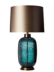 cheap -Table Lamp For Bedroom / Dining Room Glass 110-120V / 220-240V Blue / Purple