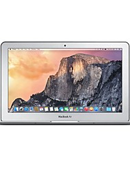 abordables -Apple macbook air vp2 11,6 pouces ordinateur portable (intel core i5-5250u dual-core Intel hd6000,4gb ram, 256gb ssd) (certifié remis à neuf)
