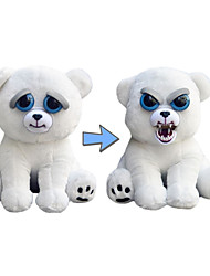 cheap -Polar bear Stuffed Animal Plush Toy Strange Toys All Girls' Toy Gift 1 pcs