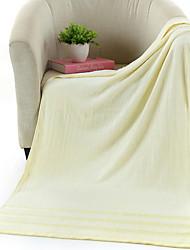 Недорогие -Высшее качество Банное полотенце, Однотонный Полиэстер / Хлопок / Others 3 pcs
