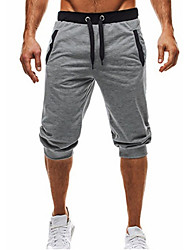 cheap -Men's Basic Sweatpants / Chinos Pants - Solid Colored