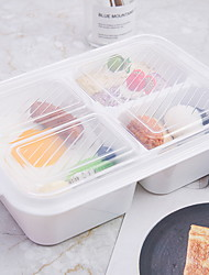 cheap -Kitchen Organization Lunch Box Glass Easy to Use 1pc