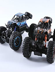baratos -Carro com CR WLtoys 2838 4CH 2.4G Rock Climbing Car 1:10 8.4 km/h KM / H