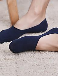 billige Undertøy og sokker til herrer-Herre Sokker - Ensfarget Tynn