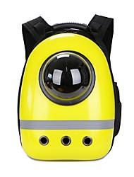 preiswerte -Hunde / Hasen / Katzen Transportbehälter &Rucksäcke Haustiere Träger Tragbar / Wasserdicht / Mini Kreativ / Modisch / Britisch Rosa /