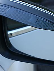 economico -2pcs Auto Sopracciglia pioggia auto Lavoro Incolla il tipo For Specchietto retrovisore For Ford Edge 2018 / 2017 / 2016