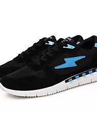 cheap -Men's Rubber Summer Comfort Sneakers White / Red / Light Blue