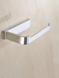 baratos -Suporte para Papel Higiênico Multifunções Moderna Latão 1pç - Banheiro Montagem de Parede