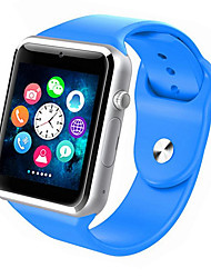 cheap -Smartwatch Touch Screen Calories Burned Pedometers Camera Distance Tracking Anti-lost Hands-Free Calls Information Long Standby Activity