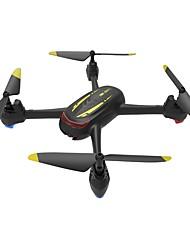 Недорогие -RC Дрон SHR / C SH2HD Готов к полету 10.2 CM 6 Oси 2.4G / WIFI С HD-камерой Квадкоптер на пульте управления Авто-Взлет / Прямое