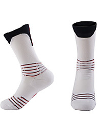 cheap -Leisure Sports / Basketball / Outdoor Exercise Hosiery / Stockings Trainer / Play Football / Anti-skidding Elastane / Cotton