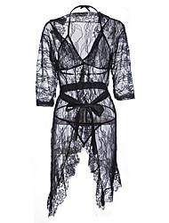 economico -Per donna Uniformi e abiti tradizionali cinesi Indumenti da notte - Con stampe, Ricamato