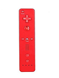 baratos -WII Sem Fio Comando de Jogo Para Wii U / Wii ,  Comando de Jogo Metal / ABS 1 pcs unidade