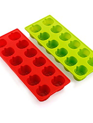 cheap -Bakeware tools Silicone Gel Creative Everyday Use / For Ice Rectangular Other Tools 1pc