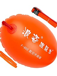 Недорогие -Экологичный материал / Водонепроницаемые сумки / Водонепроницаемый чехол ПВХ (поливинилхлорида) Плавающий, Водонепроницаемость, Надувной
