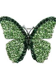 Недорогие -Броши - Бант Дамы, Мода Брошь Бижутерия Зеленый Назначение Для вечеринок / Офис и карьера