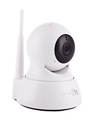 economico -veskys® 720p hd telecamera di sorveglianza wireless IP camera 1.0mp telecamera di visione notturna per la sicurezza domestica / visione notturna a