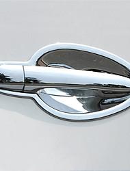 economico -8pcs Auto Porta Ciotola / Maniglie Lavoro Incolla il tipo For Portiera dell'automobile For Mazda CX5 Tutti gli anni