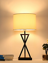 cheap -Modern / Contemporary Decorative Table Lamp For Living Room / Bedroom Metal 220-240V