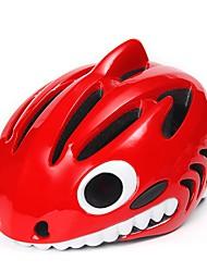 baratos -MOON Crianças Capacete de bicicleta 23 Aberturas ESP+PC Esportes Ciclismo / Moto - Vermelho / Azul / Rosa claro Unisexo