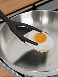 Недорогие -Кухонные принадлежности силикагель Heatproof / Творческая кухня Гаджет шпатель Для Egg 1шт