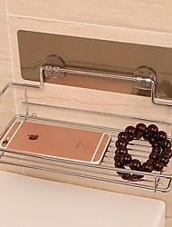 Недорогие -Держатель для полотенец / Полка для ванной Творчество / Многослойный Modern Нержавеющая сталь 1шт - Ванная комната Односпальный комплект