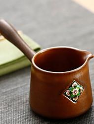 Недорогие -Керамика Heatproof / Чайный Овал 1шт чайник