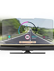 cheap -Head Up Display Foldable for Car Display KM / h MPH