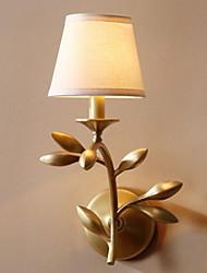 billige -Væglamper Stue / Soveværelse Metal Væglys 220-240V 40 W