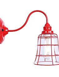 abordables -Mini Estilo / Nuevo diseño Moderno / Contemporáneo / Campestre Lámparas de pared Sala de estar / Comedor / Bazares y Cafeterías Metal Luz de pared 110-120V / 220-240V