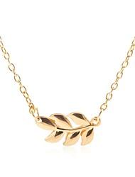 preiswerte -Damen Lang Anhängerketten - Retro, Ethnisch, Modisch Gold, Schwarz, Silber 50 cm Modische Halsketten 1pc Für Alltag, Verabredung