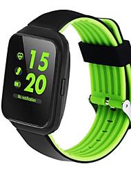 baratos -Relógio inteligente Z40 para Android 4.3 e acima / iOS 7 e acima Monitor de Batimento Cardíaco / Medição de Pressão Sanguínea / satélite / Suspensão Longa / Chamadas com Mão Livre Temporizador