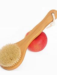 economico -Reinigungs-Tools / Giocattoli da bagno Semplice / Creativo / Multiuso Moderno / Contemporaneo Pennello a setola / Legno 1pc Decorazione