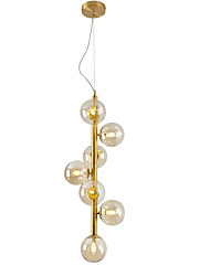 cheap -ZHISHU 7-Light Geometric / Mini / Novelty Chandelier Ambient Light - New Design, Creative, 110-120V / 220-240V Bulb Included