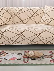 Недорогие -Накидка на диван Геометрический принт Активный краситель Полиэстер Чехол с функцией перевода в режим сна