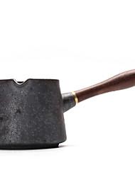 Недорогие -Керамика / Дерево Heatproof / Чайный Овал 1шт чайник