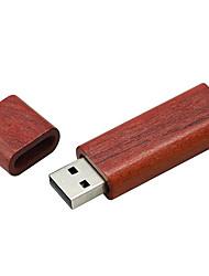 Недорогие -Ants 2GB флешка диск USB USB 2.0 деревянный Кубический Чехлы
