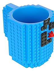 cheap -Building Blocks 1 pcs Cup 3D Cartoon All Gift