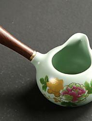 Недорогие -Фарфор Heatproof 1шт Чайные чашки