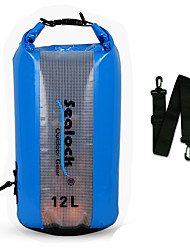 Недорогие -Sealock 12 L Водонепроницаемый сухой мешок Дожденепроницаемый, Пригодно для носки для Плавание / Дайвинг / Серфинг
