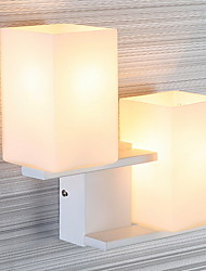 cheap -Anti-Glare Rustic / Lodge Wall Lamps & Sconces Living Room Metal Wall Light 220-240V 40 W