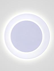 preiswerte -LED / Modern / Zeitgenössisch Wandlampen Wohnzimmer / Schlafzimmer Metall Wandleuchte 110-120V / 220-240V 6 W