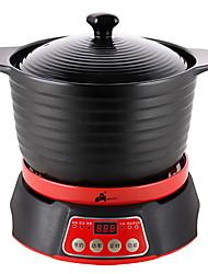 baratos -Multifunções Cerâmica Vaporizadores de alimentos / Health Pot 220 V 500 W Utensílio de cozinha